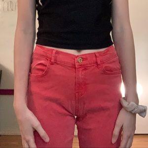 Tommy Hilfiger jeans Light wash RED